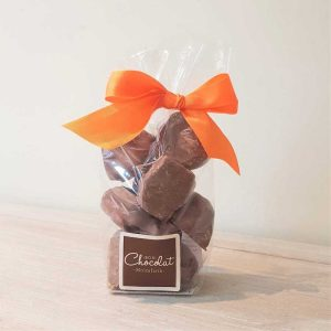 Milk Chocolate Cinder Toffee