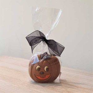Small Milk Chocolate Pumpkin