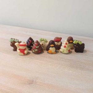 Assorted Christmas Pralines