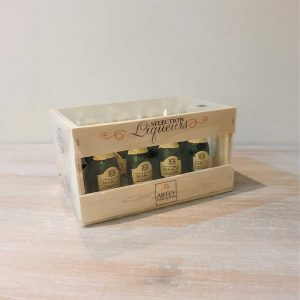 Champagne Chocolate Liqueur Crate