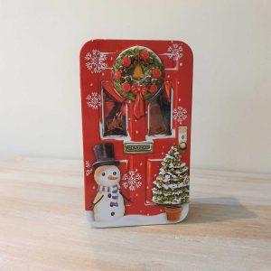 Christmas Toffee Tin