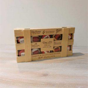 Small Duc d'O Assorted Chocolate Liqueurs