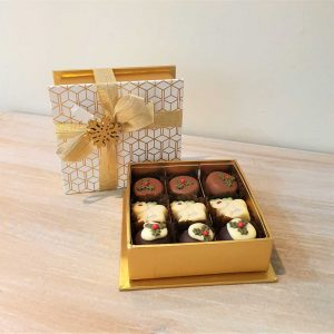 Small Luxury Christmas Box