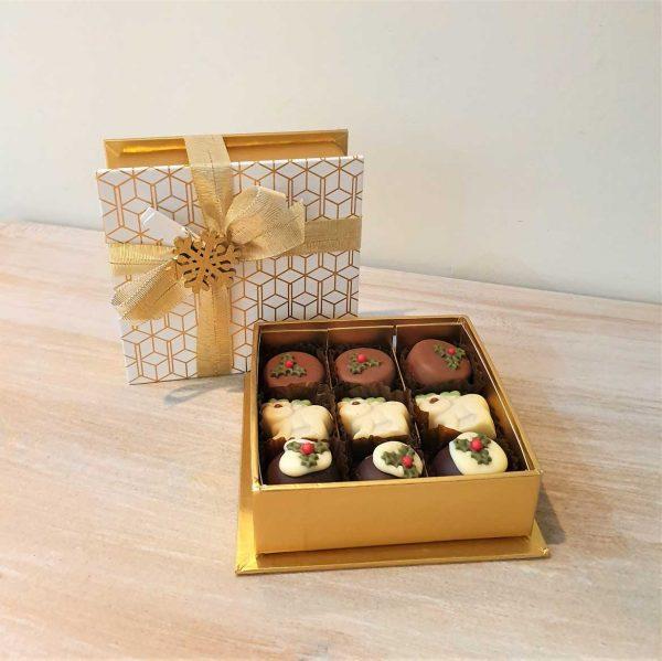 Small Luxury Christmas Box