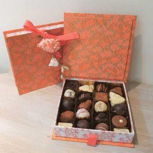Oriental Floral Luxury Box