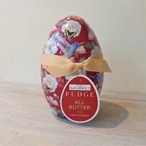All Butter Fudge Easter Egg