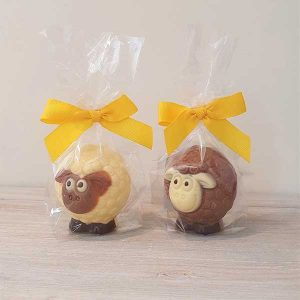 wooly easter chocolate